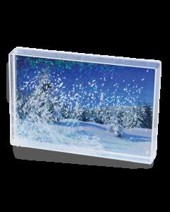 Magische fotoblok (sneeuw)